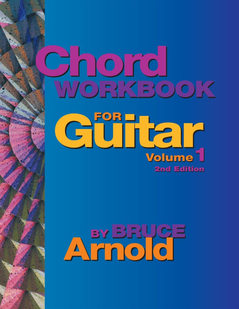 Chord-Workbook-for-Guitar-Volume-One-by-Bruce-Arnold-for-Muse-Eek-Publishing-Minor Key Ear Training