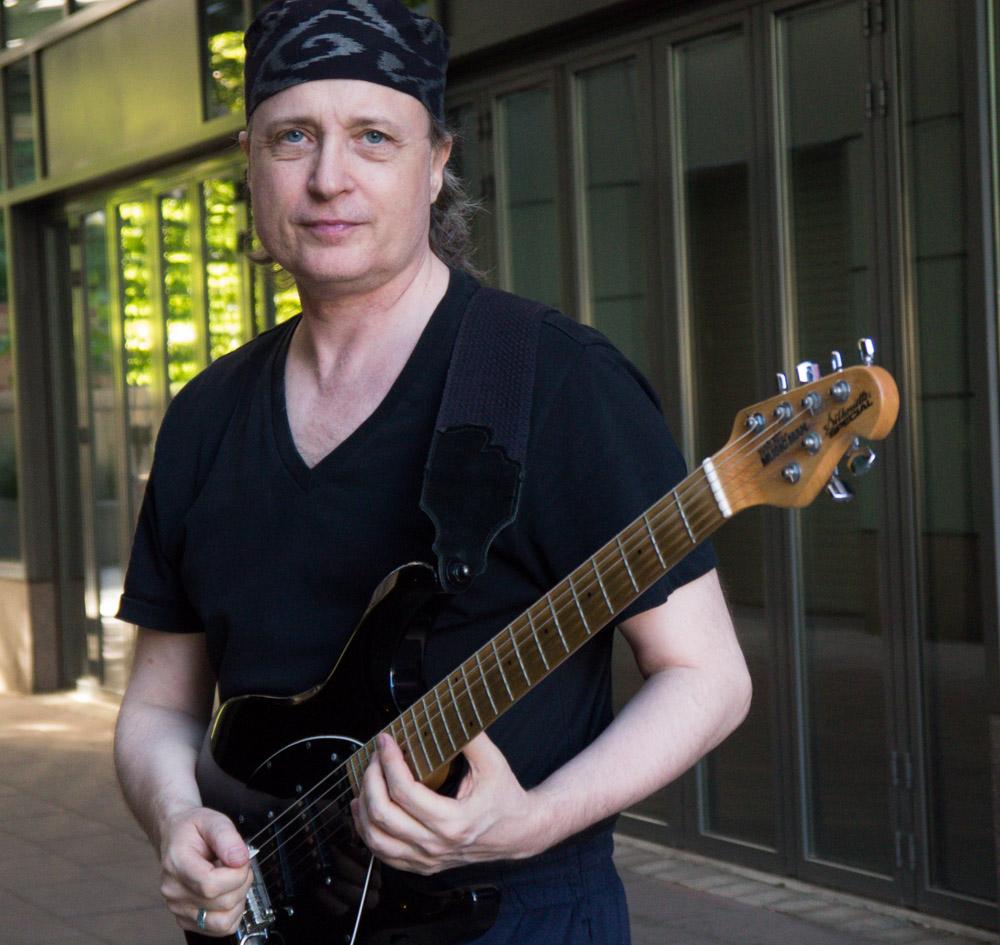 Bruce Arnold Guitarist
